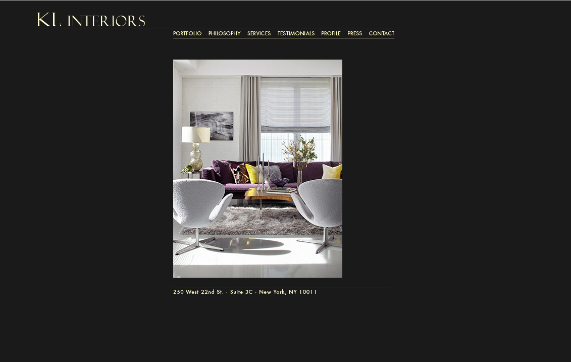 Web design agency new york