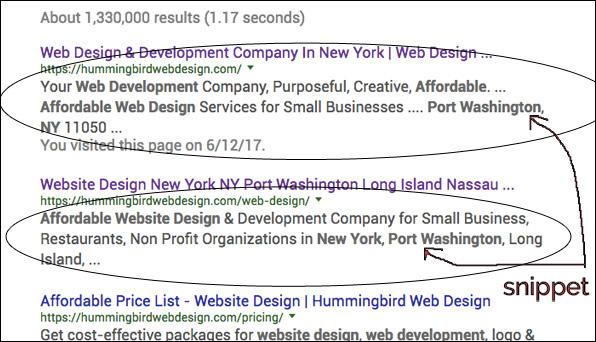 3. SEO company Port Washington NY