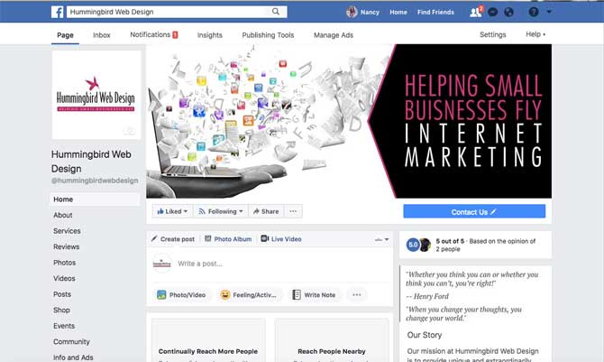 Facebook is Changing – Social Media Tips from an SEO Company ...